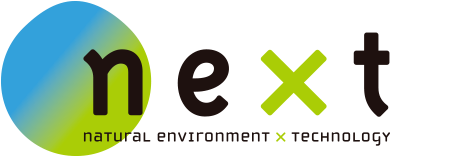 next Natural environment x technology